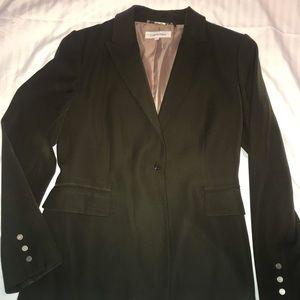 Calvin Klein blazer EUC size 8